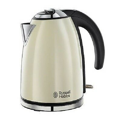 Russell Hobbs 18943 Colours Kettle - Cream