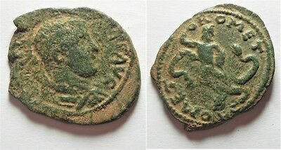 Zurqieh -Aa2807- Apparently Unpublished Medallic Variety: Phoenicia. Tyre Under