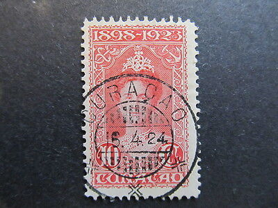 A3P26 Netherlands Antilles 1923 10c used #42
