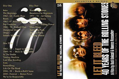 The Rolling Stones.  40 Years Of The...let It Bleed. 3 Dvd.