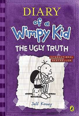 The Ugly Truth (Diary of a Wimpy Kid book 5),New Condition