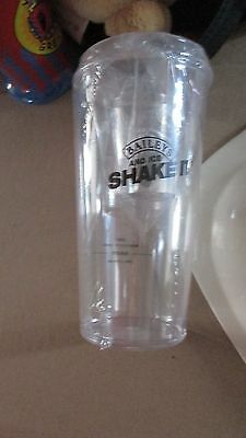 New Baileys Cocktail Shaker