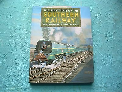 The Great Days Of The Southern Railway Inc. Salisbury To Exeter (Railway Book)