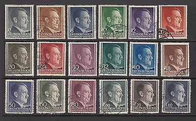 HITLER POLAND GENERAL GOVERMENT STAMPS USED  .Rfno.534.