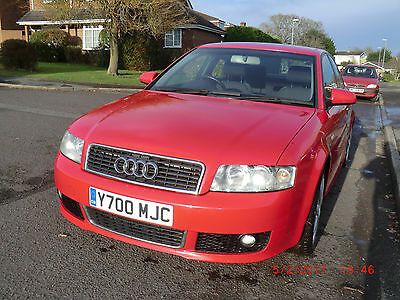 Audi A4 1.8T Sport 4dr Manual 2004 Limited Edition