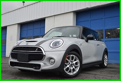 2015 Mini Other Cooper S Steptronic Automatic Warranty 16,000 mls port Premium Leather Heated Seats Xenon LED Headlights Arm Rest Bluetooth +More