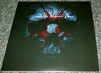 """Slayer-When The Stillness Comes-2015 Green Vinyl 7""""-Ltd To 300 Only-New"""