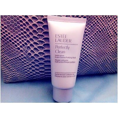 Estēe Lauder Perfectly Clean Multi-action Foam Cleanser/Purifying Mask 50 Ml