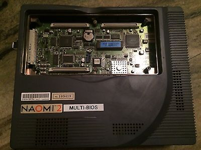 Sega Naomi 2 Motherboard with Multi-Bios. Working and Tested. Arcade/Jamma/Pcb