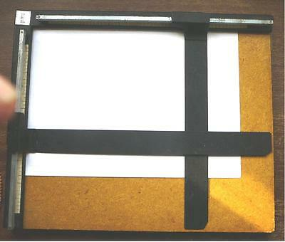 Enlarging Easel  For 12 Inches X 10 Inches Paper.