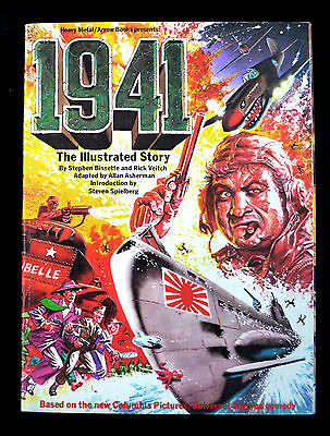 1941 - The Illustrated Story, film by Steven Spielberg