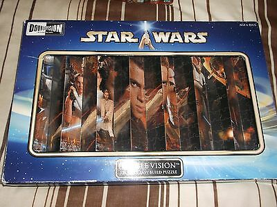 Star Wars Double Vision 336 Piece Easy Build Jigsaw