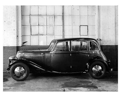 1931 Budd Special 302 ORIGINAL Lined-Backed Photo Printed by Budd Company