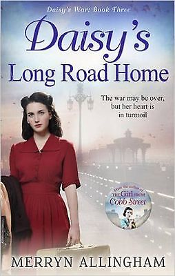 Daisy's Long Road Home, Merryn Allingham (Paperback), Book, New