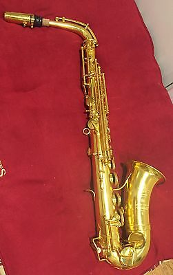 """Vintage Couesnon """"Hors Concours"""" made in Paris Alto.Fully restored with new pads"""