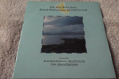 """Roger Whittaker & Des O'Connor """"THE SKYE BOAT SONG"""" 7"""" vinyl single - LOOK!"""