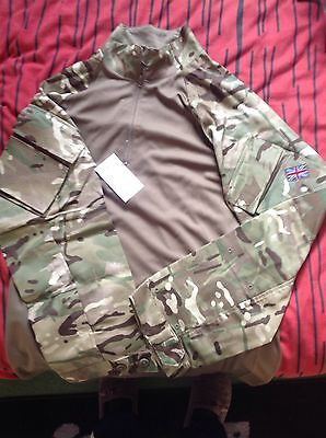 British Army New UBACS Shirt