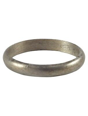 ANCIENT VIKING WEDDING RING C.900 AD Size 10 (19.9mm). Norse Band