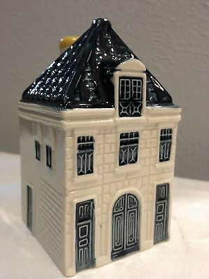 Klm Bols Delft Canal Houses Royal Distilleries Holland # 64