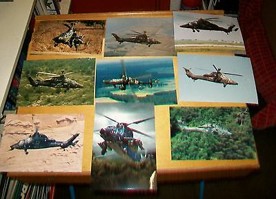 Eurocopter Tiger Helicopter Press Photographs (9)