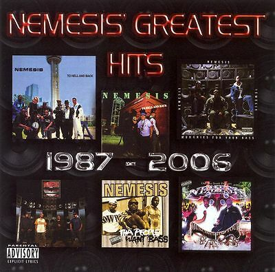 Nemesis - Greatest Hits 1987-2006 - New factory Sealed CD