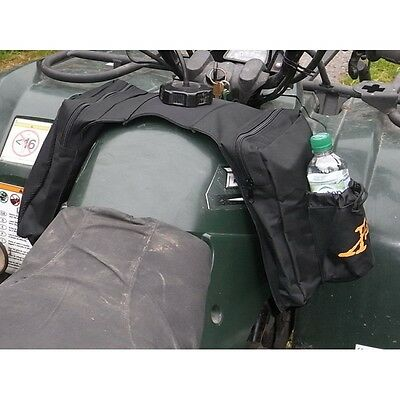 Quad Bike ATV Snowmobile Scooter Motorcycle Tank Saddle Bag