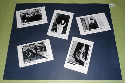 "The Jesus & Mary Chain Set of 6""x4""Inch Photos x5 Collectable Pop Prints J312"