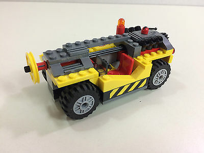 Lego CITY - 4204 Gold Mine Part Set/Replacement - Mining Drill Vehicle