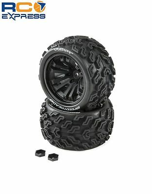 Dynamite SPEEDTREADS Vulture 1/10 ST/MT Tires MNTD 2  DYNW0021