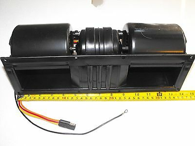 4100976 Blower Motor Assembly Assembly Dual Cage, 3 speed, 12 volt