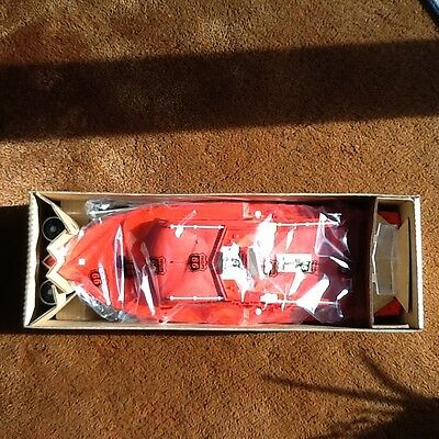 Vintage Phillips 66 Power Yacht Marina Boat Service Station Toy Boxed
