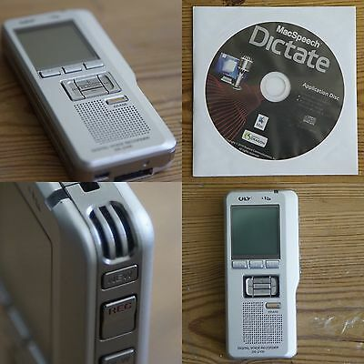 Olympic Digital Voice Recorder DS-2400