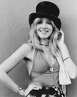 Stevie Nicks Fleetwood Mac Rock Band Singer Music Still 8X10 Photo Photograph