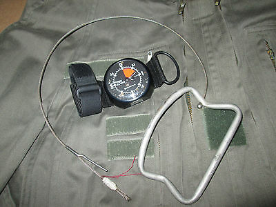 French Foreign Legion 2 REP -altimeter (NEUTRALIZED) Frech Army+handle parachute