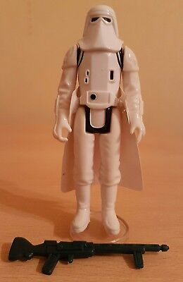 Vintage Star Wars Snowtrooper Hoth Action Figure