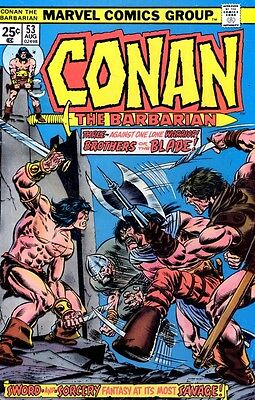 CONAN digital comic collection 1970s 1980s (600 comics on 16gb usb stick,not dvd