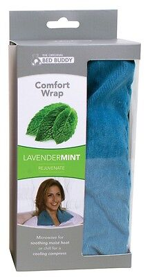Bed Buddy Comfort Wrap (Lavender & Mint) relieves sore muscles Joint #BBF4015-12