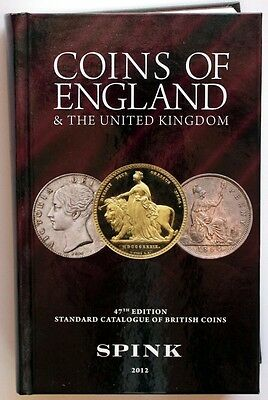 Coins of England & The UK Standard Catalogue by Spink