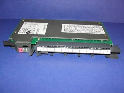 Allen Bradley 1771-IFE Series C PLC-5 Analog Input Module WITH WIRING ARM
