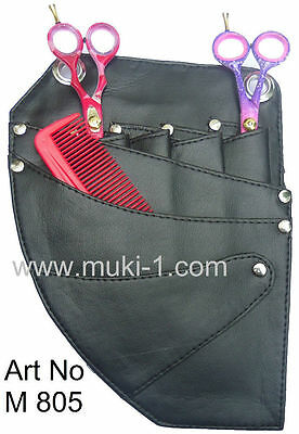 Salon Spa Case New Hairdressing Scissor Tools  Pouch / Holster Black