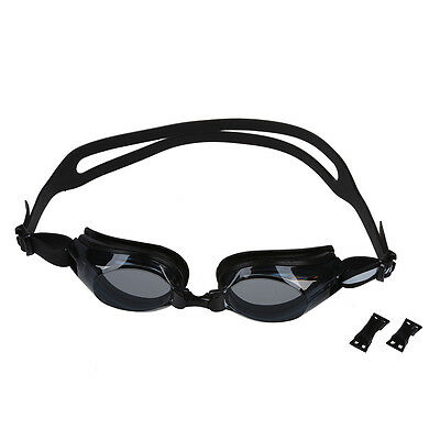 Adult Anti-fog Swimming Goggles Glasses/Streined Appearance,PC Lens Offer O2J1