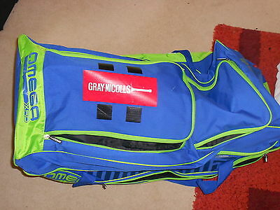Gray Nicolls Omega XRD Wheel Cricket Bag