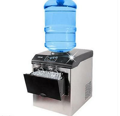 Commercial ice cube maker machine Bullet round ice ice block making factory A