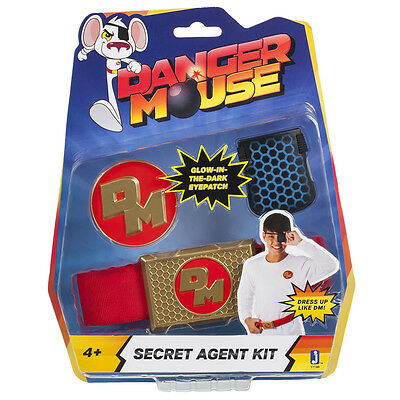 Danger Mouse Secret Agent Kit NEW