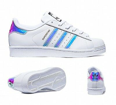 Adidas Superstar Iridescent - Donna - N° dal 36 al 44