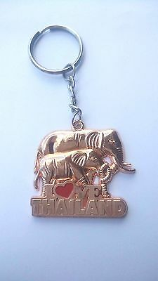 NEW Metal Key Chain Gift souvenir. Gorgeous symbolizes from Thailand. #7