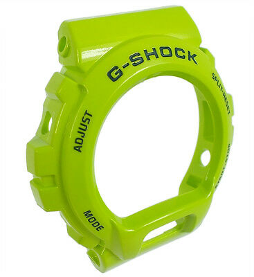 Casio | G-Shock Green Collection G-6900 Bezel Lünette grün
