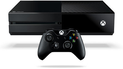 xbox one 500 GB + Manette + Jeux