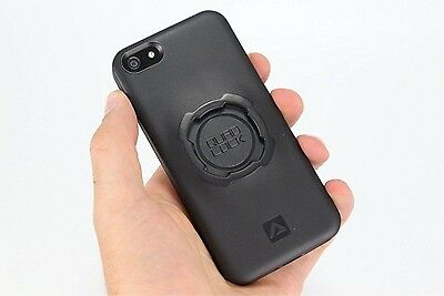 Quad Lock Case for iPhone 7+(Plus) ideal for Running, Cycling, Sports, Car, Etc.