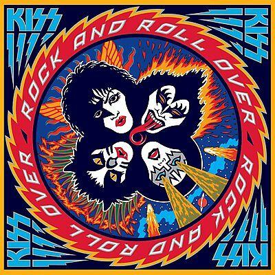 Kiss : Rock And Roll Over -180Gram Vinyl Lp Includes Mp3 Download Voucher